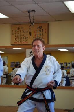 Vic Martinov training