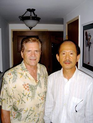 Vic Martinov and H.C. Hwang